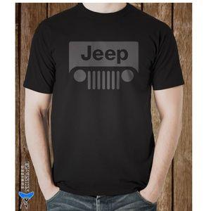 Jeep Classic Car T-Shirt - S M L XL 2XL 3X